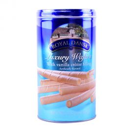 Royal Dansk Vanilla Wafer 350gm