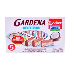 Loacker Gardena Coconut 5x38gm
