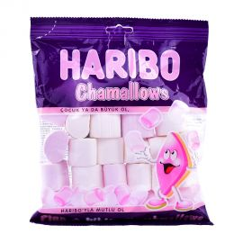 Haribo Chamallows Pink&white 150gm