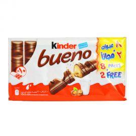 KINDER BUENO T(8+2F) 430GM
