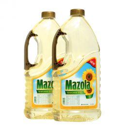MAZOLA SF OIL 2*1.8LTR 10% OFF