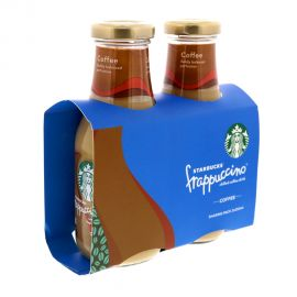 Starbucks Frappuccino Coffee 2*250ml*PP*