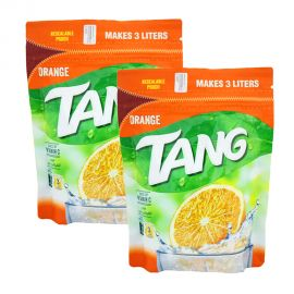 TANG ORANGE POUCH 2x375GM 10% OFF