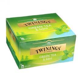 TWININGS GREEN MINT 50S *PP*