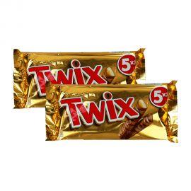 TWIX TWIN 50GM 2*4+1
