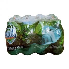 VALLEY WATER 6x330ML