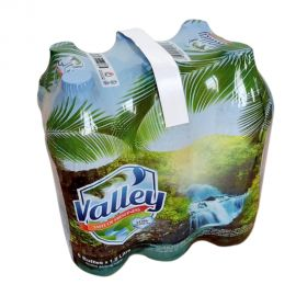 VALLEY WATER 6x1.5LTR